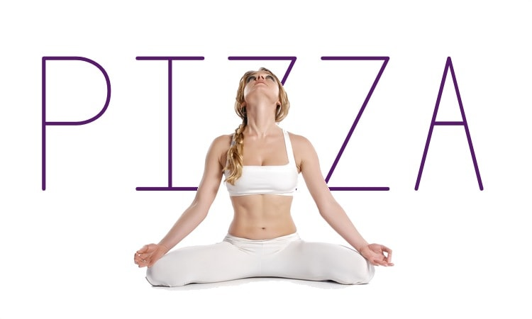 Why Pizza And Meditation Don't Mix… A Cautionary Tale