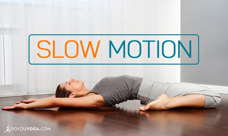 Why We Need to Slow Down and Live in Slow Motion