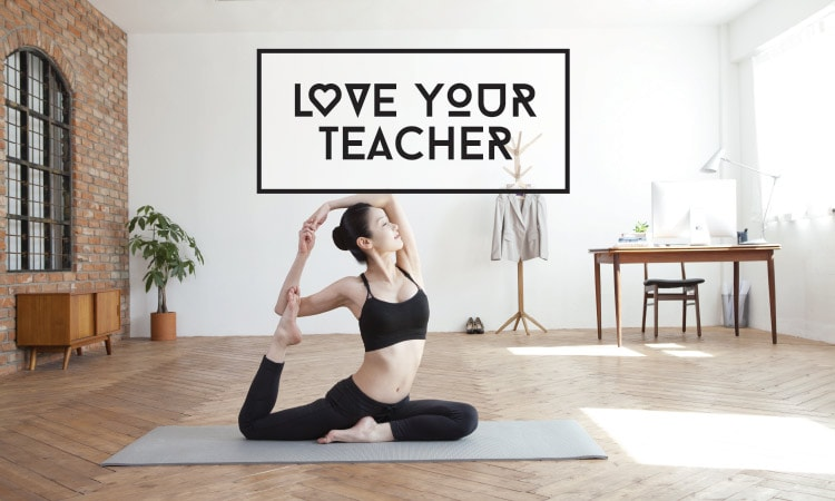 Why You Should Love Your Yoga Teacher A Little More