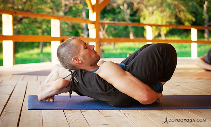 Yoga: A Series of Uncomfortable Positions