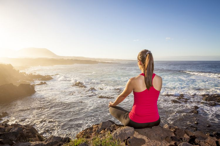 Yoga Can Help You Connect To The Perfection You Seek