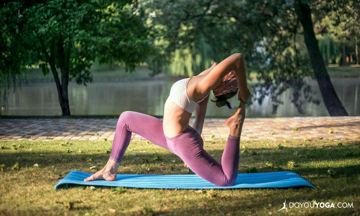 Yoga Challenge: What Difference Can 30 Days Make?