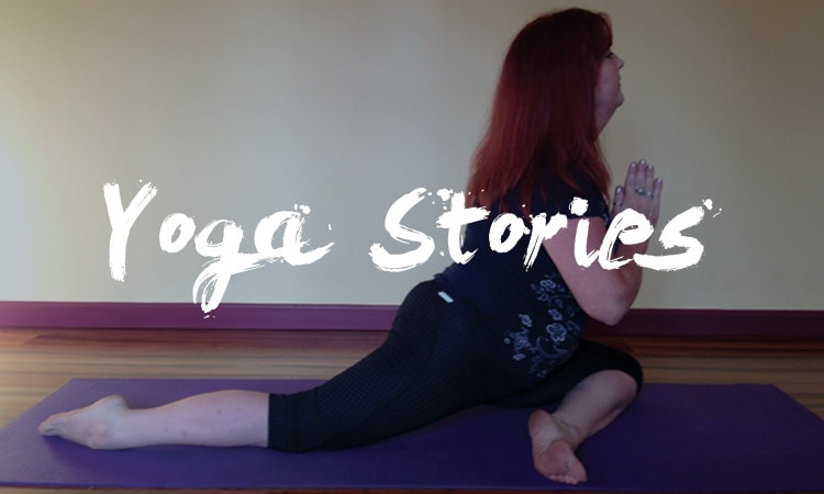 Yoga Helped Me Become A Walking, Bending, Flexing Miracle