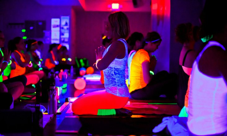Yoga Raves: Putting a Yogic Spin on Partying