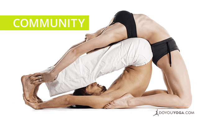 Yogic Connections: Yourself, Your Partner, and Your Sex Life