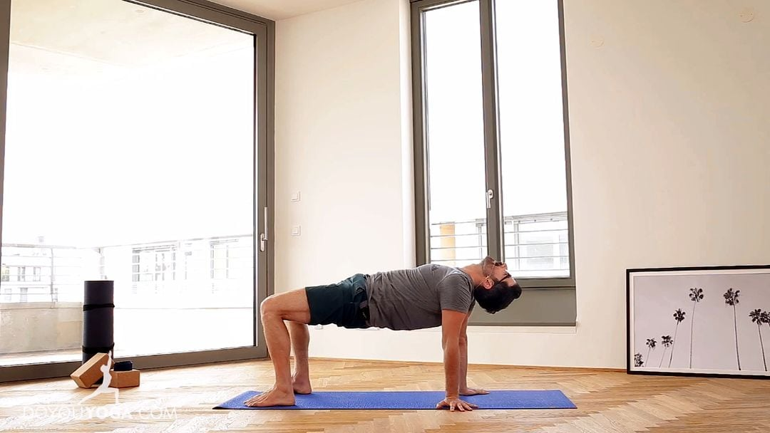 Backbends & Chest Openers