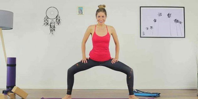 Yoga for Hamstrings and Inner Thighs