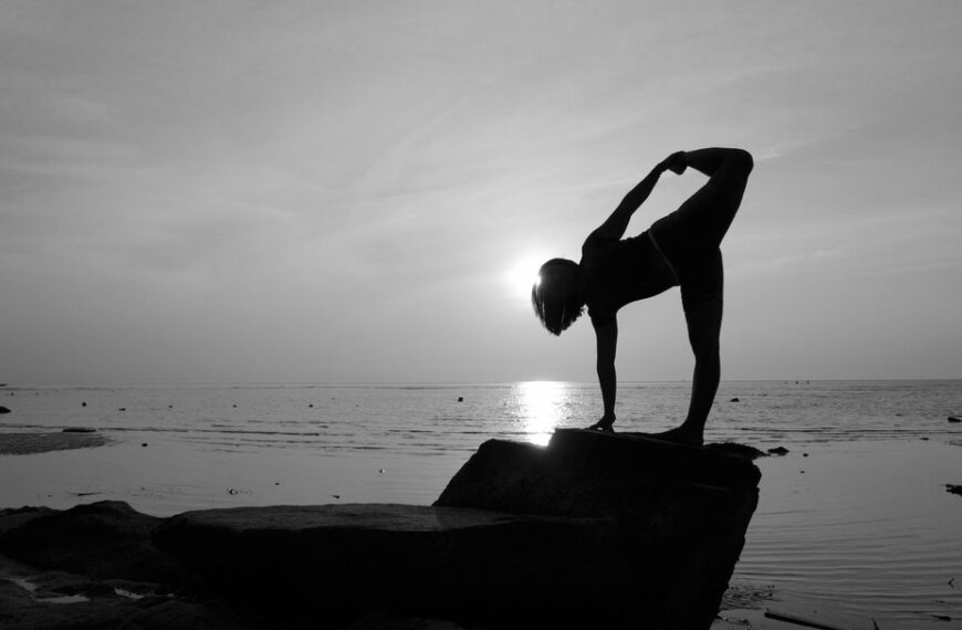 How a Daily Practice Can Transform Your Health, Mindset and Spark Your Determination