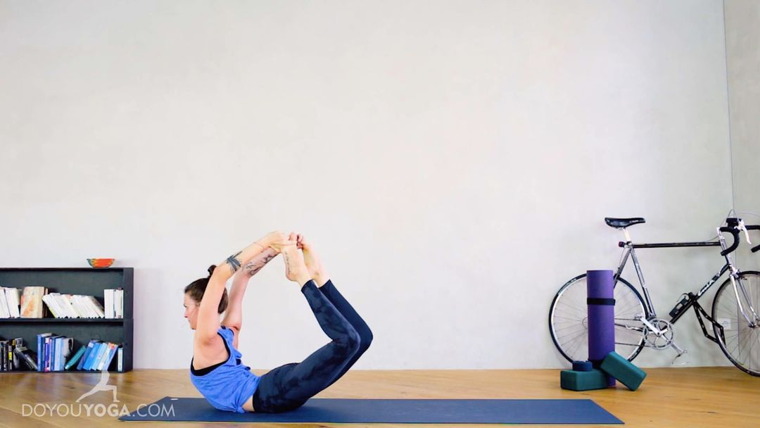 Backbends Class: Bow Pose