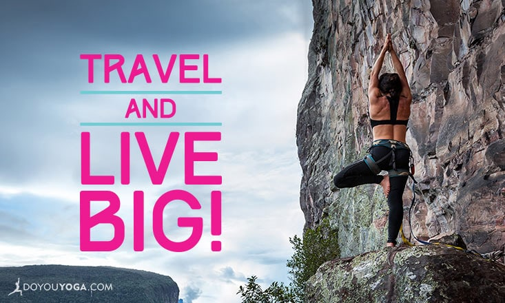 Live Big, Without Doing All the Things