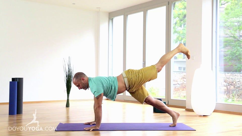 Strength Building Class with Yogic Breathing