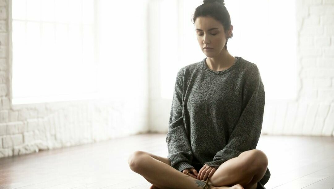Meditation for Anxiety & Stress Relief