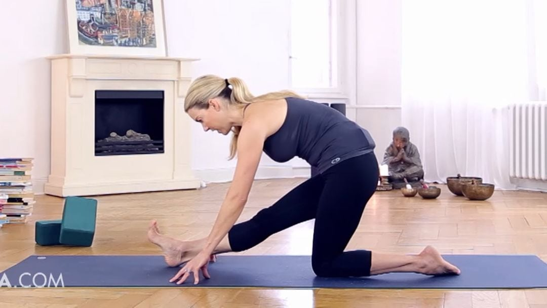 Poses for Increasing Flexibility