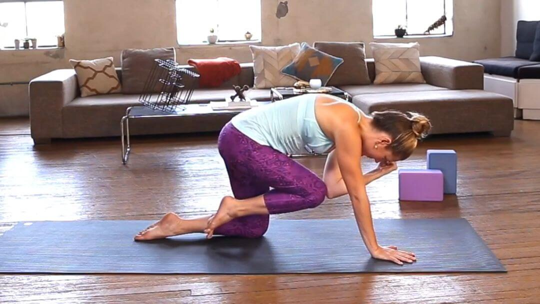 Powerful Core Strength for Balance