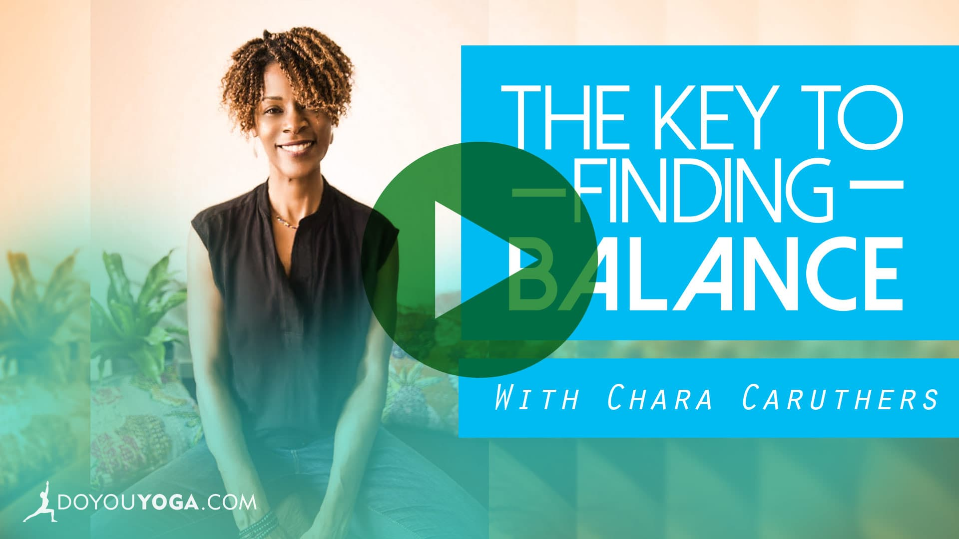 The Key To Finding Balance – Part One