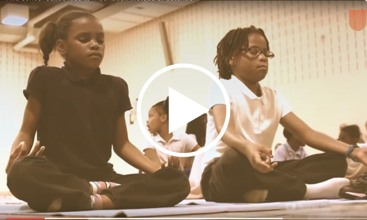 Here's What Happened When a School Replaced Detention with Meditation