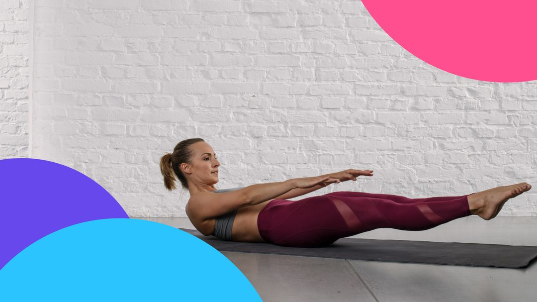 Tight & Toned Core [Extra Mile]