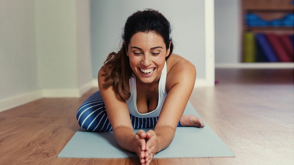 Yoga for Busy Moms