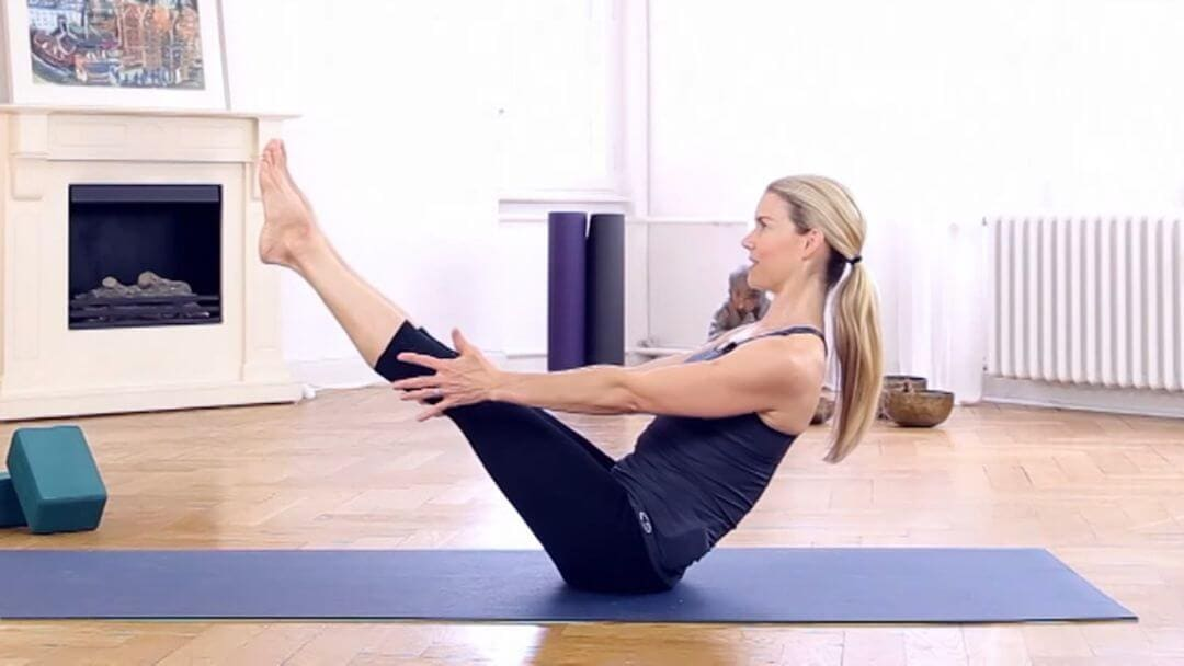 Yoga for Easy Abs