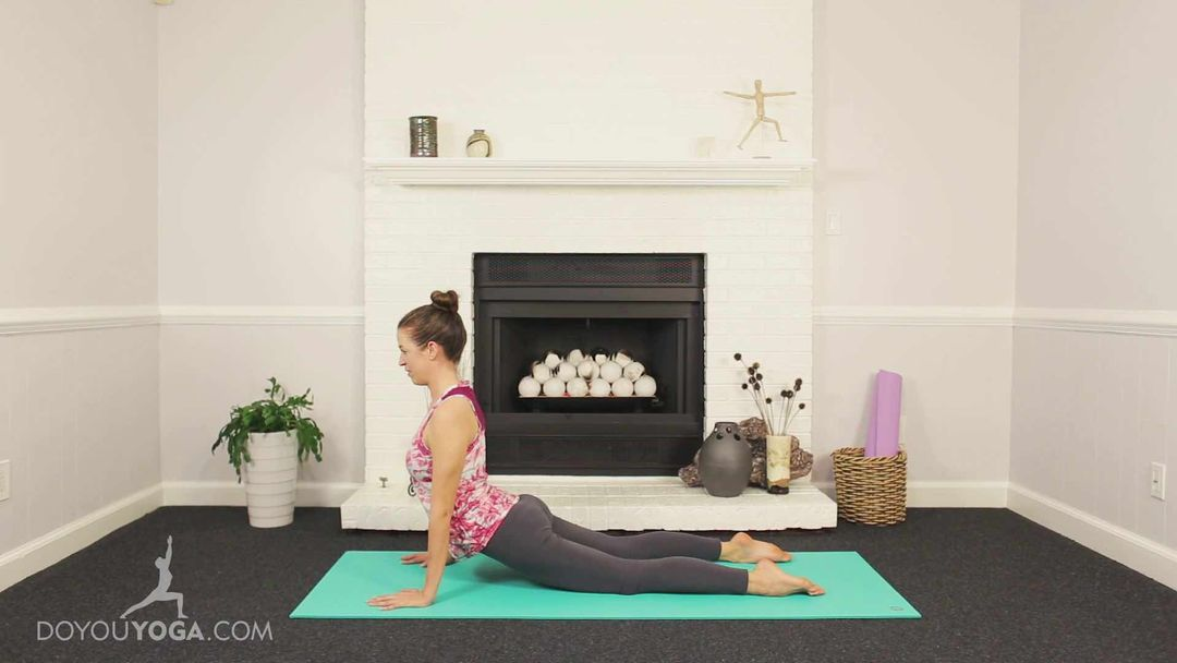 Yoga for Sitting Too Much