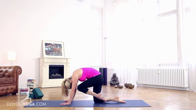 Backbending Class for a Strong Back