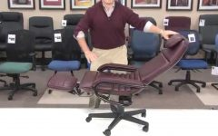 Executive Office Chairs Reclining
