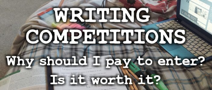 Entering Writing Competitions