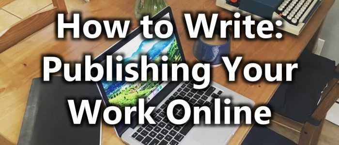 Publishing Your Book Online