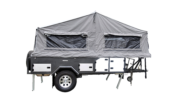 hard floor camper trailer