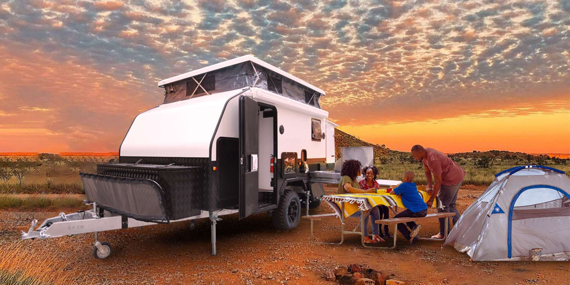 Off-Road Trailers Help Expand Your Storage Capacity