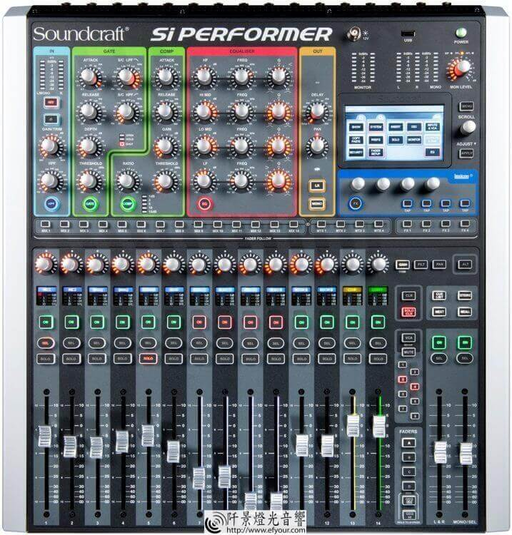 SOUNDCRAFT Si Performer 1 -阡景