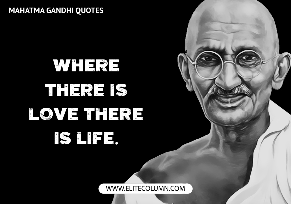 Quotes Of Mahatma Gandhi 5