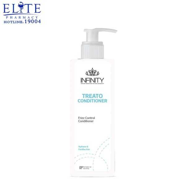Treato Hair Conditioner For Dry And Damaged Hair - Anti-Hair Loss
