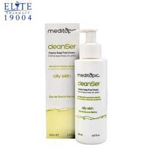 Meditopic cleanser oily skin 200ml