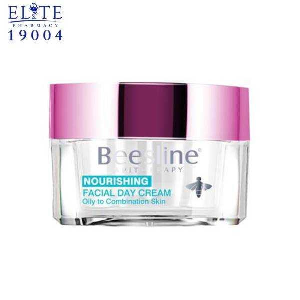 Shine With Beesline Nourishing Facial Day Cream 50Ml For The Face And Get Fresh And Radiant Skin With Its Formula Rich In Vitamins And Plant Extracts To Get The Daily Hydration Needed