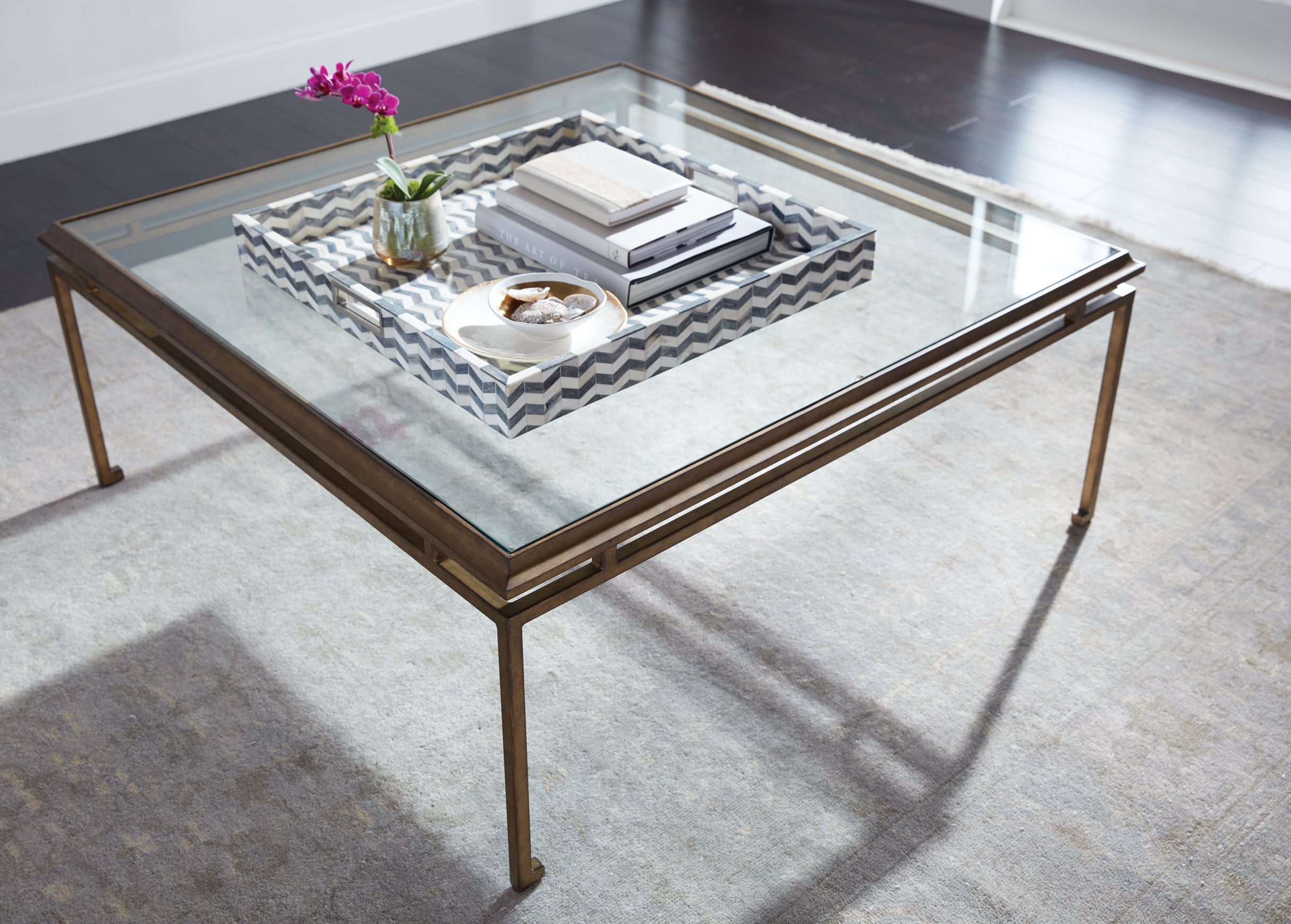 Beacon Square Coffee Table Coffee Tables Ethan Allen