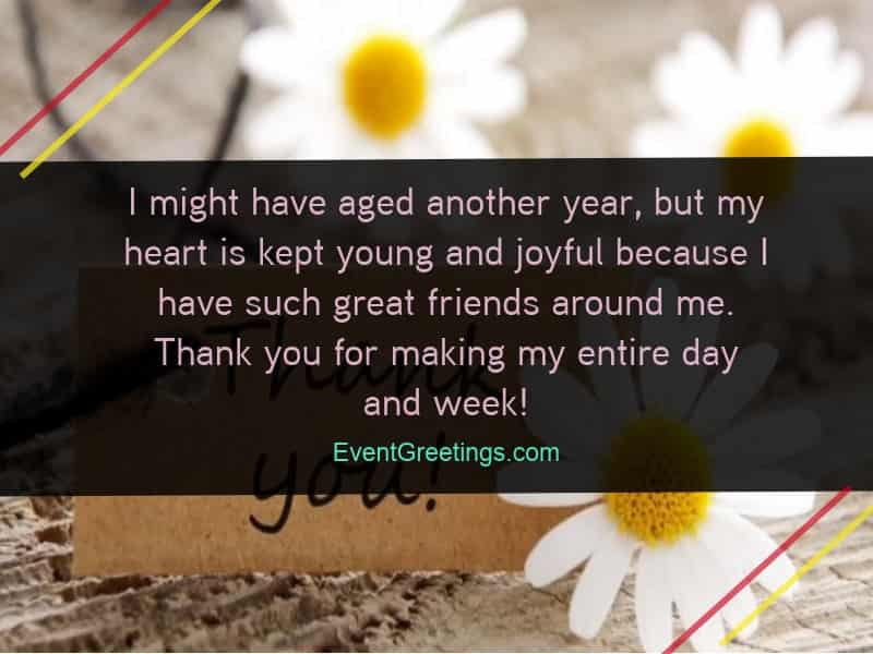 Thank You Quotes For Birthday Wishes 6