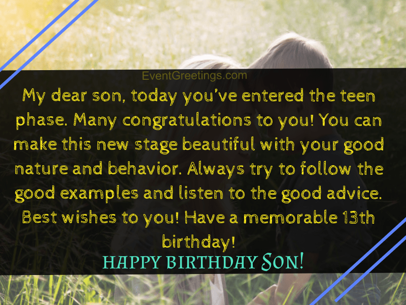 30 Best Happy Birthday Son From Mom Quotes With Unconditional Love