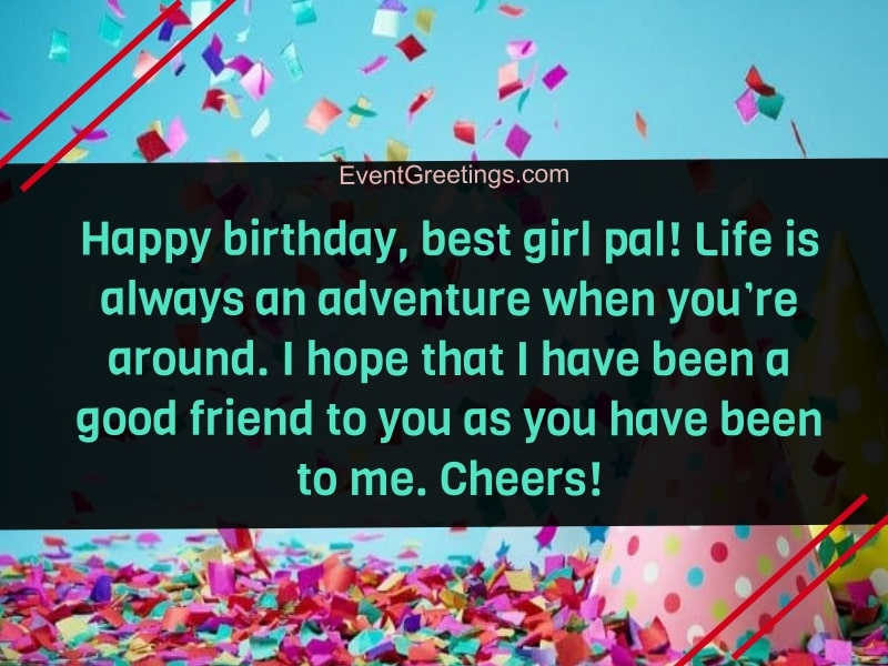 30 Exclusive Birthday Wishes For Best Friend Female