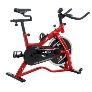 CYCLETTE JK FITNESS PROFESSIONAL 505 TRASMISSIONE A CATENA