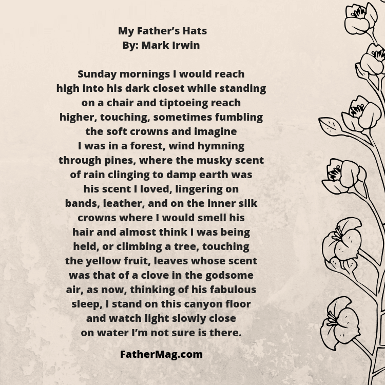 Poems About Fatherhood 7