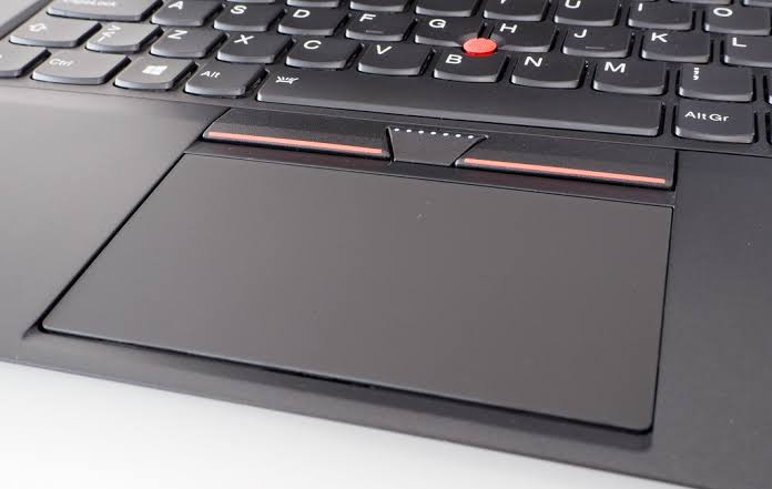 Touchpad Laptop Editing
