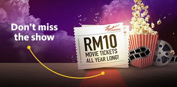 TGV Promotion for Maybank User