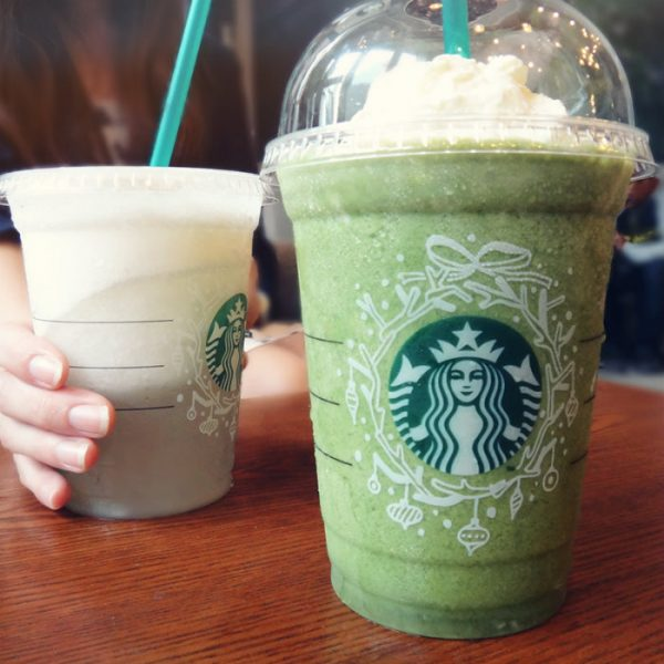 Starbucks Buy 1 FREE 1 Promotion on Frappuccino 2016