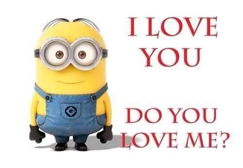 Minions Love Quotes 3