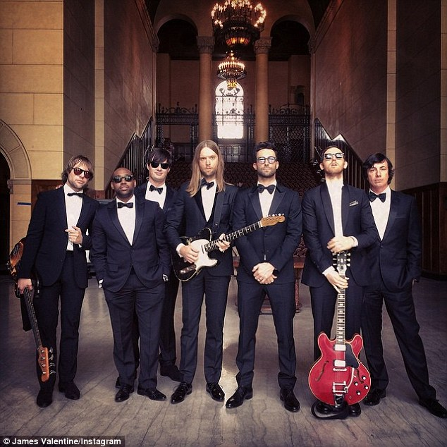 Maroon 5 Wedding › The Wedding Ideas 2020