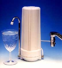 Countertop with Spout