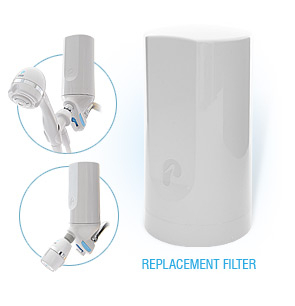 Replacement Filter for Pelican Shower Filters