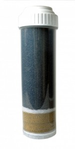 Replace cartridges set for 3-Canister Pharmaceutical, FLUORIDE Chlorine Filter