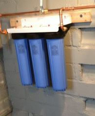 Small Whole House Water Filter